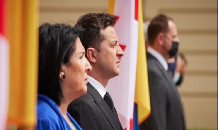 Президент Грузии раскритиковала Зеленского: