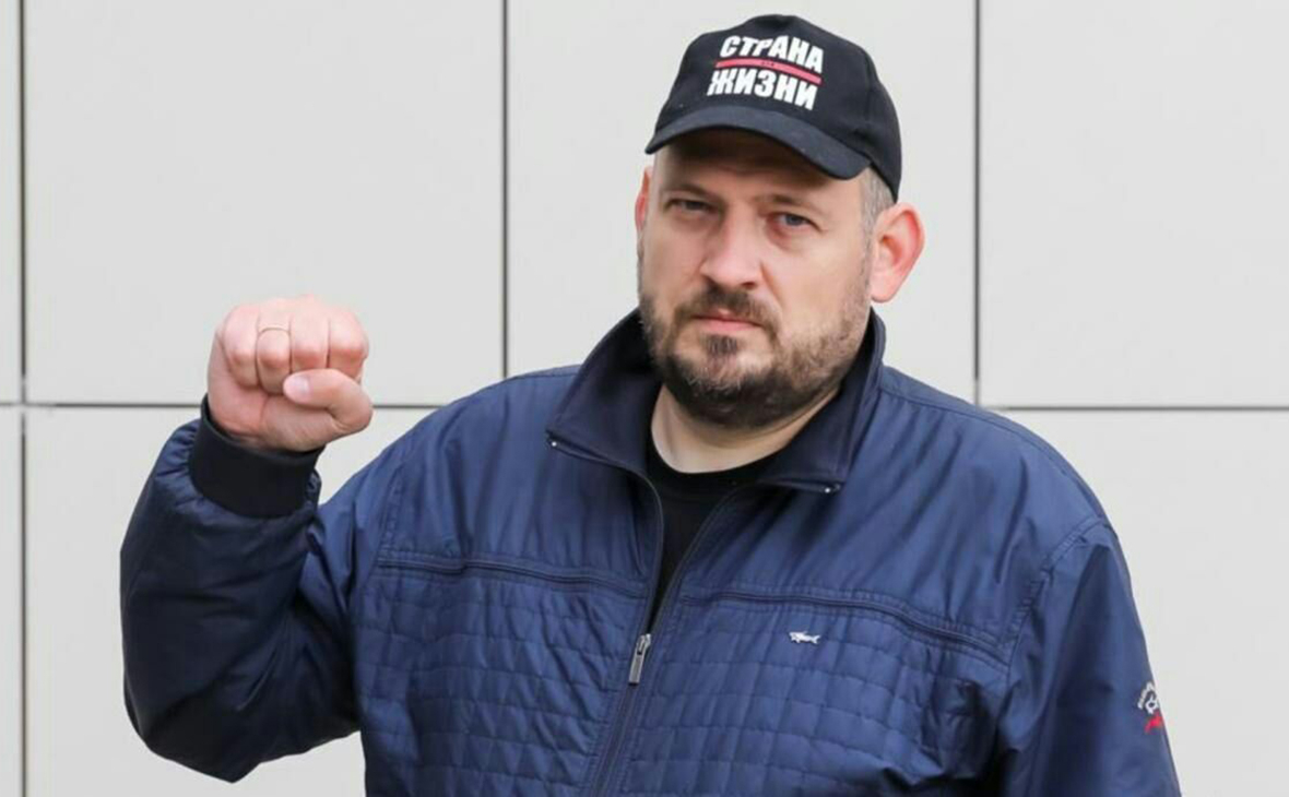Тихановский осудил оккупацию Крыма