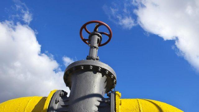 Украина на 10% сократила транзит газа
