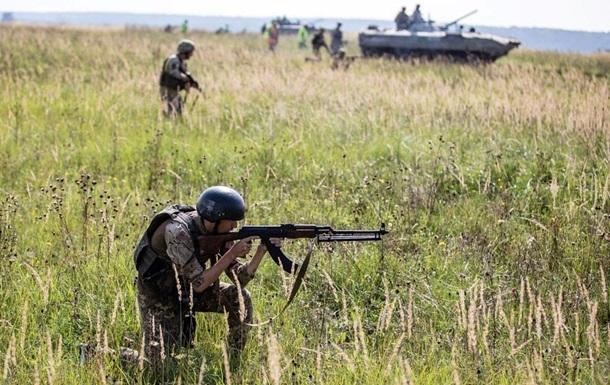 В Украине пройдут масштабные военные учения