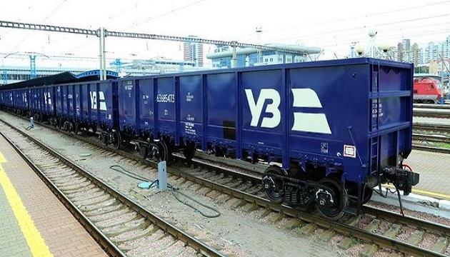 Укрзализныця вышла на рекорд суточной погрузки грузов с начала года