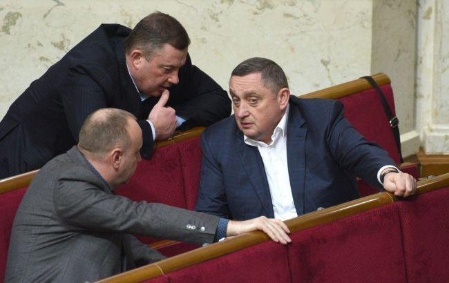В домах Дубневича проходят обыски