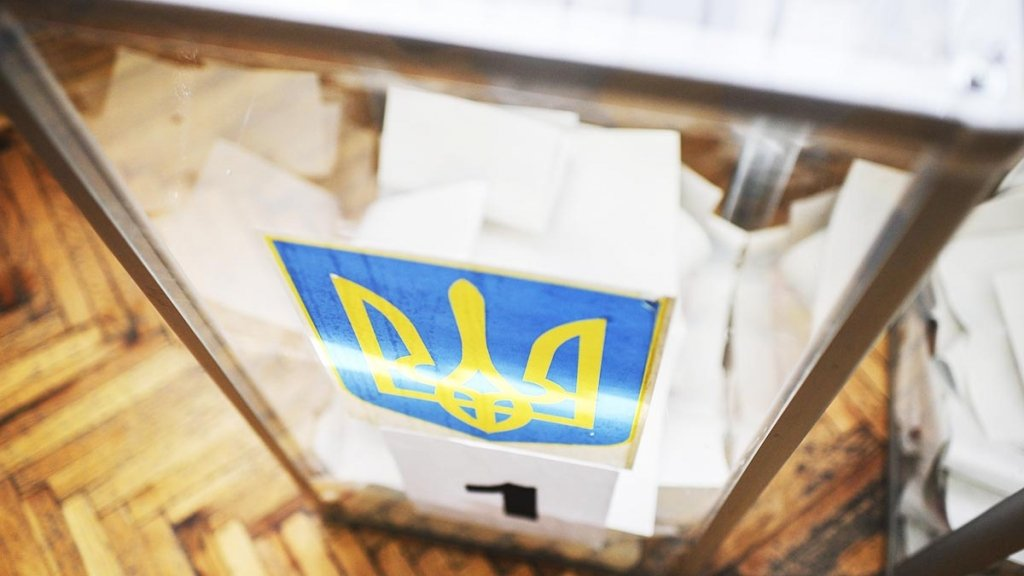В Луганской области на выборах проголосовали 37,2% избирателей