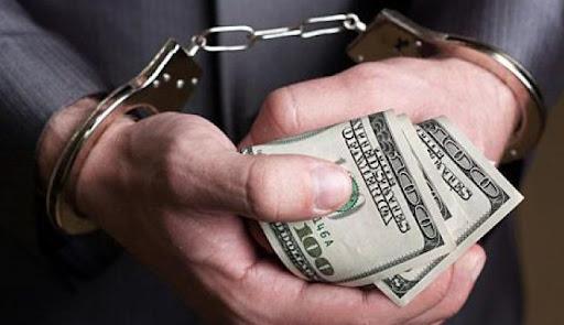 ГБР назвало топ-взяточников года