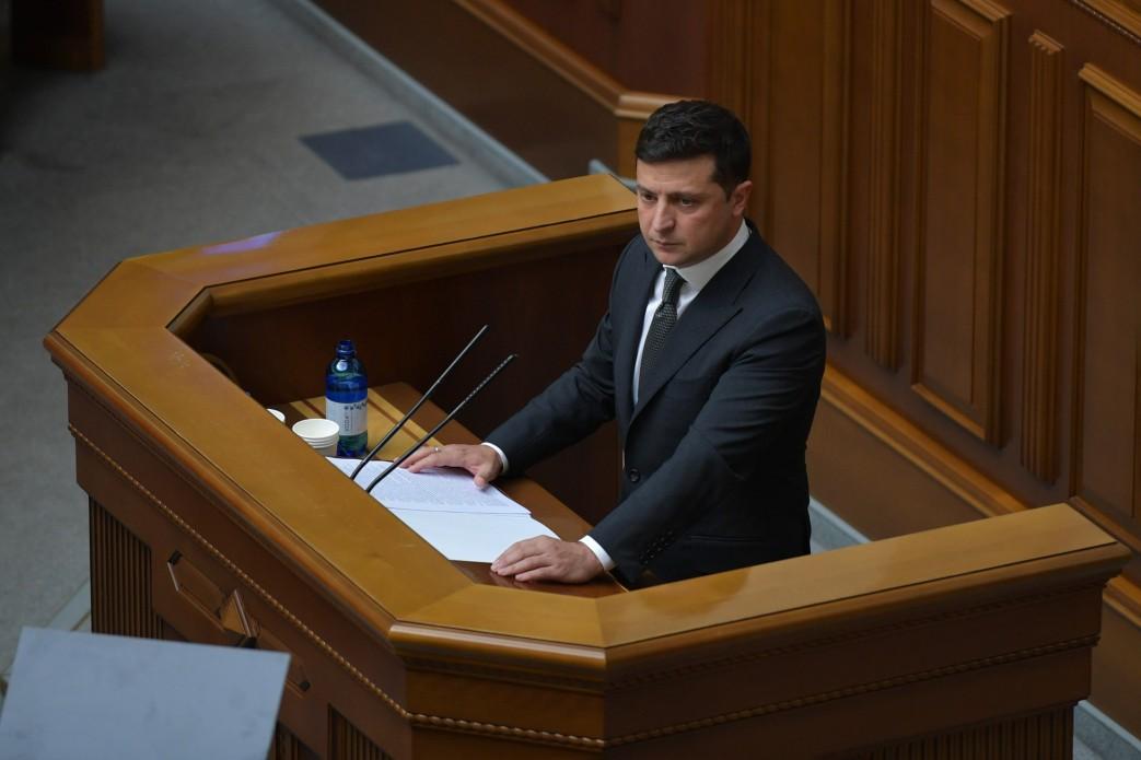 Володимир Зеленський (фото з сайту president.gov.ua)