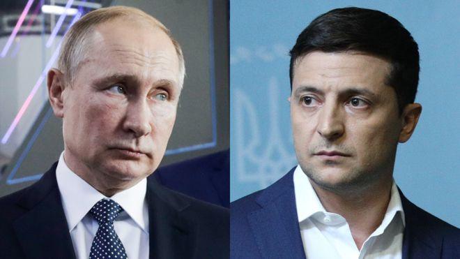 Зеленский в сентябре встретится с Путиным