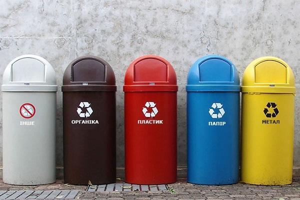 Сеть «Сильпо» запускает проект по сортировке мусора