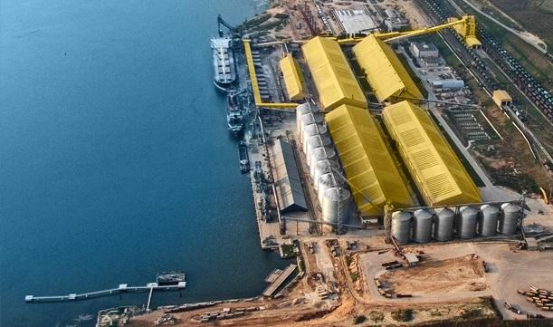 «ТИС» обеспечила портовые сборы на $51,8 млн