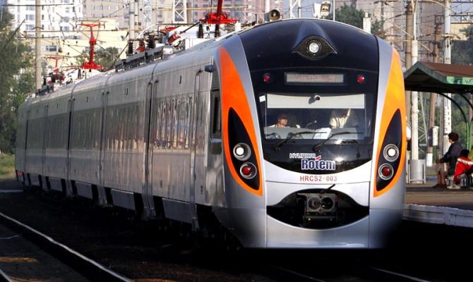 В поезде «Интерсити» сообщением Киев - Перемышль зафиксирована первая контрабанда