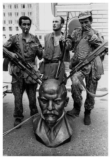 Украину ведут по абхазскому сценарию 1990-х годов