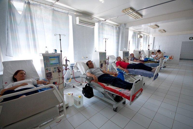 До конца этого года столичные больницы получат около 5,5 млн грн