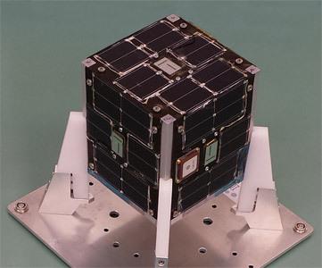 В космос отправится новый украинский спутник