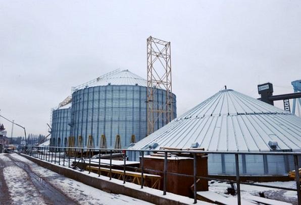 НИБУЛОН в Николаеве завершает строительство элеваторного комплекса