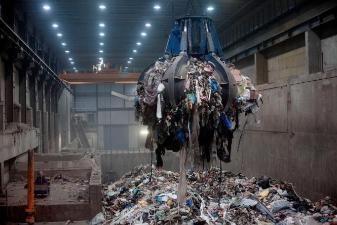 «Киевспецтранс» изъявил желание строить в столице мусороперерабатывающий завод