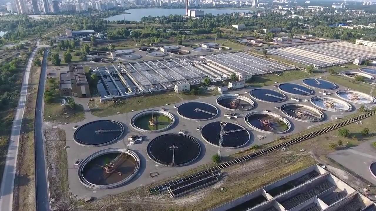 «Киевводоканал» представил план реконструкции Бортнической станции аэрации