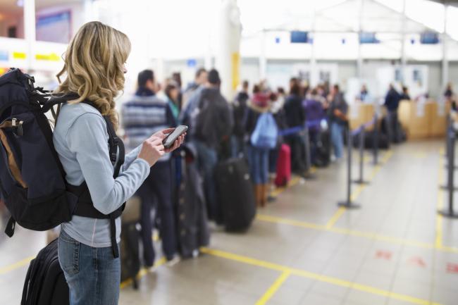 Авиакомпании Украины показали прирост пассажироперевозок на 52%