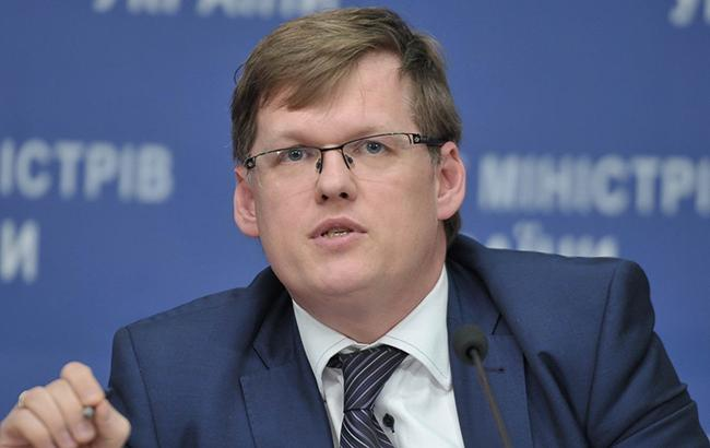 Павел Розенко заверяет, что введение абонплаты за газ не приведет к увеличению размера платежек