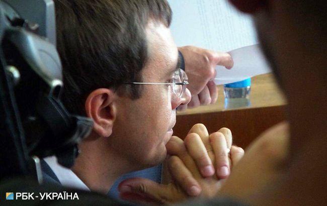 Прокурор просит избрать Омеляну залог в 5 млн грн