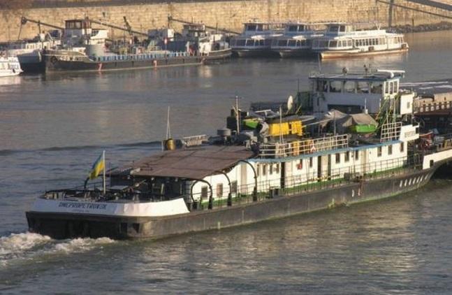 УДП увеличило грузоперевозки речным флотом на 21,6%