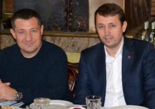 Валерій Дубіль (справа) і Олег Авер'янов