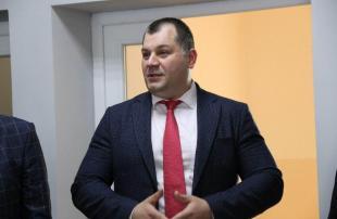 Депутат Полтавского облсовета Алексей Матюшенко