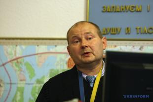 Николай Чаус (фото сайт Укринформ)