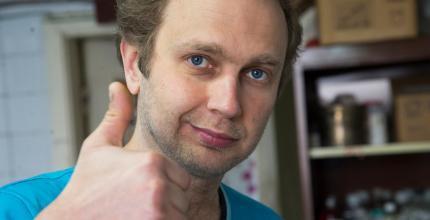 Борис Донськой (фото зі сторінки у Facebook)