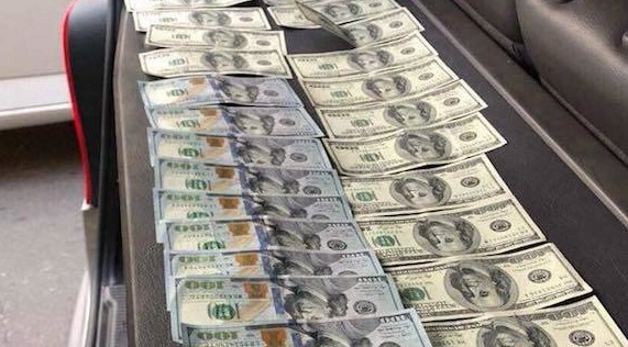 На взятке в $3000 задержан и.о. главы Госгеонедр