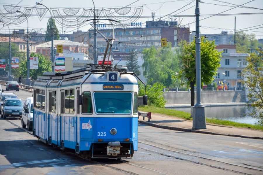 Винница переводит общественный транспорт на е-билет